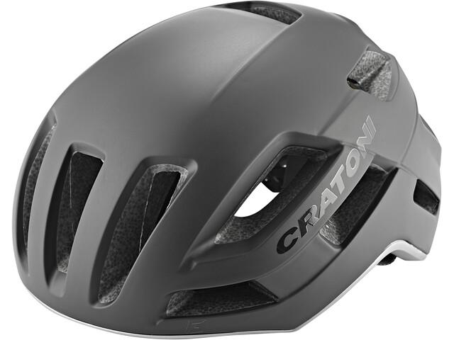 Cratoni Speedfighter Performance Helm, black matte